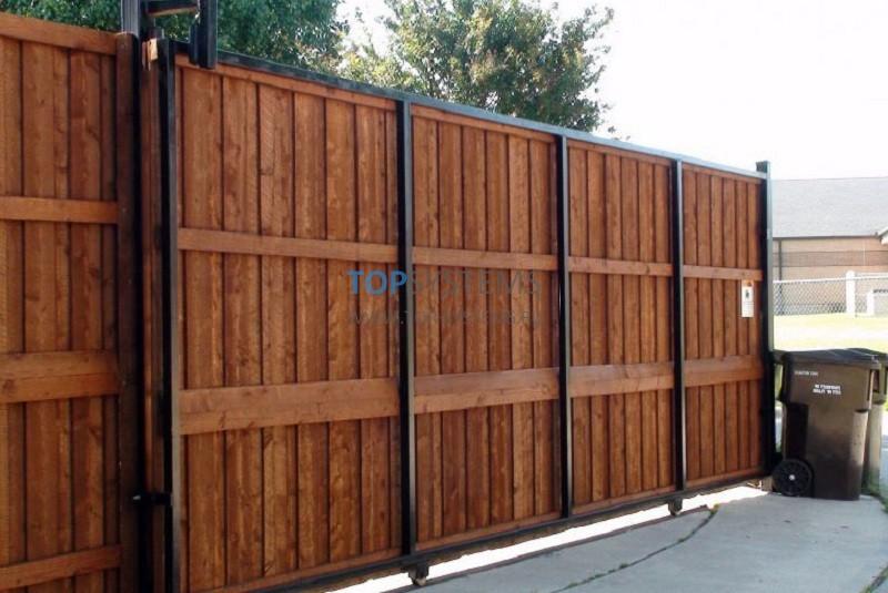 Раздвижные ворота для дачи цена в ярославле автоматические ворота на волоколамке